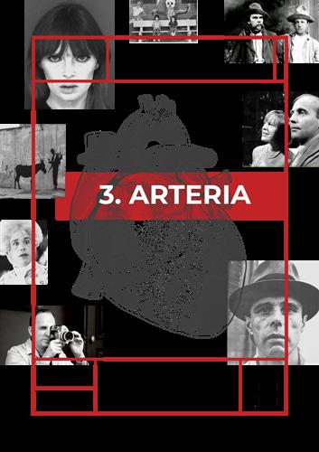 3.  Arteria – tjedan filma o umjetnicima